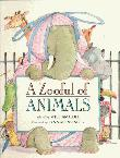 A ZOOFUL OF ANIMALS by William Cole