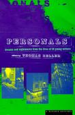 PERSONALS by Thomas Beller