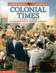 COLONIAL TIMES, 1600-1700
