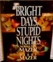 BRIGHT DAYS, STUPID NIGHTS by Norma Fox Mazer