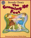THE GROWING-UP FEET by DyAnne DiSalvo-Ryan