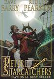 Cover art for PETER AND THE STARCATCHERS