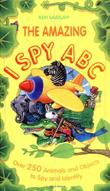 Cover art for THE AMAZING I SPY ABC