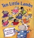 TEN LITTLE LAMBS by Alice B. McGinty