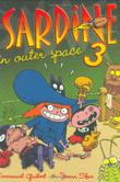 Cover art for SARDINE IN OUTER SPACE 3