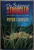 THE SEDGEMOOR STRANGLER by Peter Lovesey