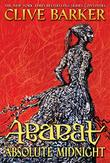 Cover art for ABARAT:  ABSOLUTE MIDNIGHT
