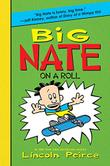 Cover art for BIG NATE ON A ROLL