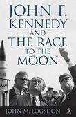 Cover art for JOHN F. KENNEDY AND THE RACE TO THE MOON
