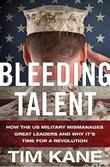 Cover art for BLEEDING TALENT