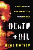 Cover art for DEATH AND OIL