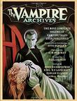 Cover art for THE VAMPIRE ARCHIVES