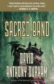 Cover art for THE SACRED BAND
