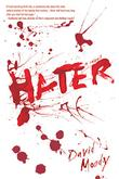 Cover art for HATER