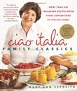 Cover art for <i>CIAO ITALIA</i> FAMILY CLASSICS