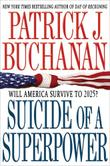 Cover art for SUICIDE OF A SUPERPOWER