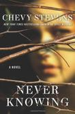 Cover art for NEVER KNOWING