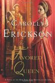 Cover art for THE FAVORED QUEEN
