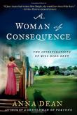 Cover art for A WOMAN OF CONSEQUENCE
