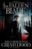 Cover art for THE FALLEN BLADE