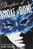 Cover art for DAUGHTER OF SMOKE AND BONE