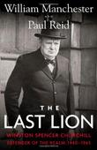 Cover art for THE LAST LION