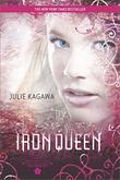 Cover art for THE IRON QUEEN