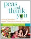 Cover art for PEAS AND THANK YOU