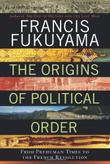 Cover art for THE ORIGINS OF POLITICAL ORDER