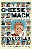 Cover art for CHEESIE MACK IS NOT A GENIUS OR ANYTHING