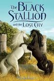 Cover art for THE BLACK STALLION AND THE LOST CITY