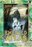 Cover art for THE EMERALD ATLAS