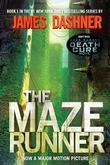 Cover art for THE MAZE RUNNER
