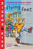 Cover art for FLYING FEET