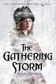 Cover art for THE GATHERING STORM