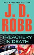 Cover art for TREACHERY IN DEATH