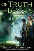 Cover art for OF TRUTH AND BEASTS