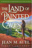 Cover art for THE LAND OF PAINTED CAVES