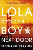 Cover art for LOLA AND THE BOY NEXT DOOR