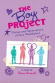 Cover art for THE BOY PROJECT