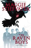 Cover art for THE RAVEN BOYS