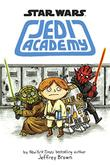 JEDI ACADEMY by Jeffrey Brown