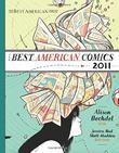 Cover art for THE BEST AMERICAN COMICS 2011