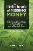 Cover art for THE LITTLE BOOK OF MISSING MONEY