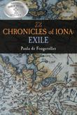 Cover art for THE CHRONICLES OF IONA: EXILE