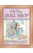 Cover art for THE CATS IN THE DOLL SHOP
