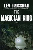 Cover art for THE MAGICIAN KING