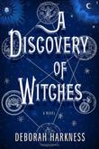 Cover art for A DISCOVERY OF WITCHES