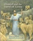 Cover art for DANIEL AND THE LORD OF LIONS