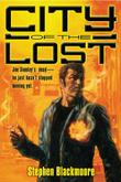 Cover art for CITY OF THE LOST